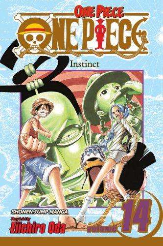ONE PIECE ワンピース コミック14巻 (英語版)