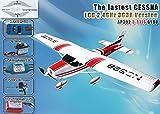 Cessna 182 Skylane RC Flugzeug ferngesteuert rot FZ2
