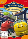 DVD Cover 'Chuggington 01 - Die Loks sind los!