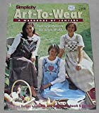 img - for Simplicity Art-To-Wear: A Wardrobe of Jumpers (full size pattern for sizes M-XL) (Art-To-Wear) book / textbook / text book