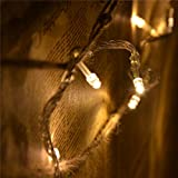 INST 10M 100 Led Fairy String Lights, Idea for Indoor Decorations (Warm White)