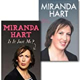 Is it Just Me?, Miranda Hart - the Biography Collection Set.(Miranda Hart - the Biography(Paperback and Is it Just Me?[hardcover]