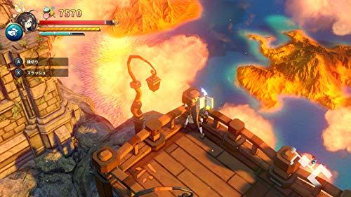 レミロア~少女と異世界と魔導書~ - PS4  ゲーム画面スクリーンショット3
