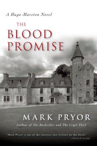 Image of The Blood Promise: A Hugo Marston Novel