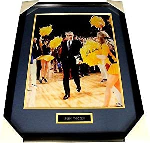 John Wooden Hand Signed Autographed 16x20 Photo Custom Framed UCLA Bruins COA -... by Sports+Memorabilia