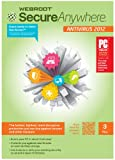 Webroot SecureAnywhere AntiVirus 2012 3PC [Download]