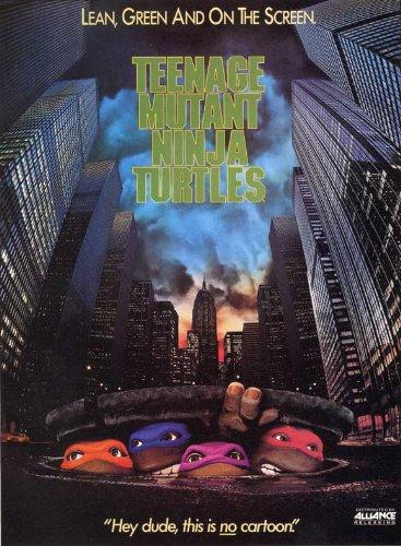 Teenage Mutant Ninja Turtles - Movie Poster - 11 x 17