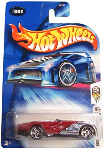 HOT WHEELS 2004 FIRST EDITIONS RED XTREEMSTER 82/100 - 1