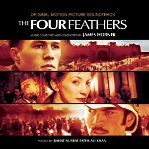 The Four Feathers Soundtrack James Horner The Four Feathers Amazon com Music 300x300 Movie-index.com