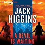 A Devil is Waiting (       ABRIDGED) by Jack Higgins Narrated by Michael Page