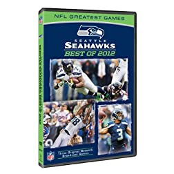 NFL: Greatest Games Set: Seattle Seahawks - Best of 2012