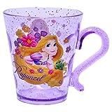 【 ディズニー 公式 】  ラプンツェル クリアカップ コップ ( Disney 食器 グッズ ) 正規品