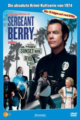 Sergeant Berry - Staffel 1 [2 DVDs]