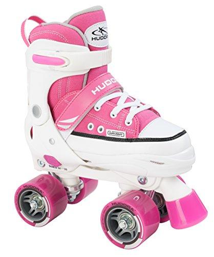 kaufen hudora m dchen rollschuhe roller skate pink. Black Bedroom Furniture Sets. Home Design Ideas