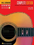 Hal Leonard Guitar Method, Complete Edition: Books & CD's 1, 2 and 3