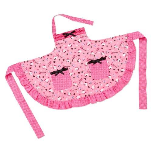 Hello Kitty Children's apron (ribbon)120