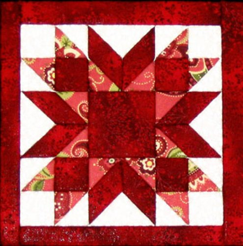 Artsi2 A2LGQLT1 Quilt Wall Hanging Kit, Large