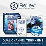ET-7070 iReliev Strength & Recovery TENS & EMS System