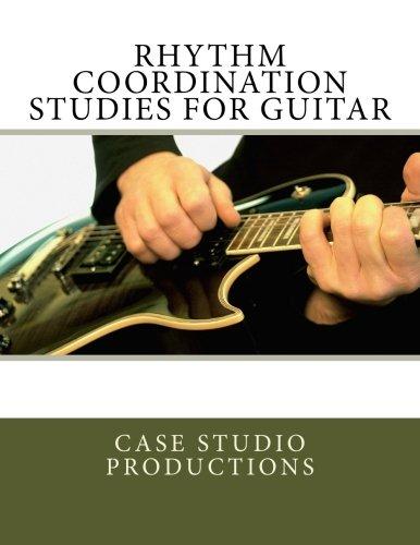 Rhythm Coordination Studies For Guitar