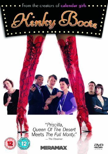 Kinky Boots ( The Kinky Boot Factory ) [ NON-USA FORMAT, PAL, Reg.2 Import - United Kingdom ]