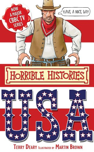 Terry Deary - Horrible Histories Special: USA