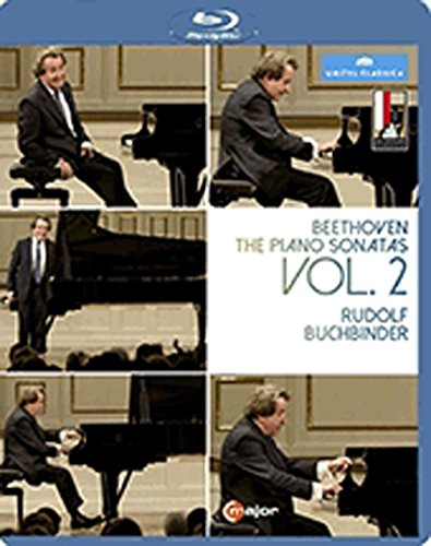 Beethoven: The Piano Sonatas 2 (Blu-ray)