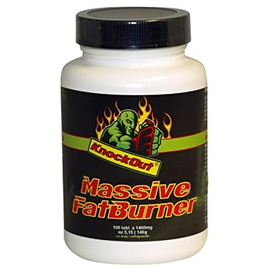 KnockOut Nutrtion Massive FatBurner