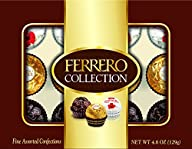 Ferrero Collection, 12 Count, 4.6 Oun…