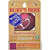 Burt's Bees Lip Balm With Pomegranate Oil , 0.15-Ounce Tubes (Pack of 6) by Burt's Bees