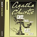 One, Two, Buckle My Shoe Audiobook by Agatha Christie Narrated by Hugh Fraser
