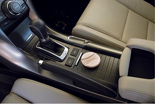 [해외]당신의 차 냄새가 좌석 자동차 및 홈 공기 청정기, 바닐라 향기에서 향기 나는 세라믹 돌을 제거 새로 고침/Refresh Your Car Odor Eliminating Scented Ceramic Stone Under