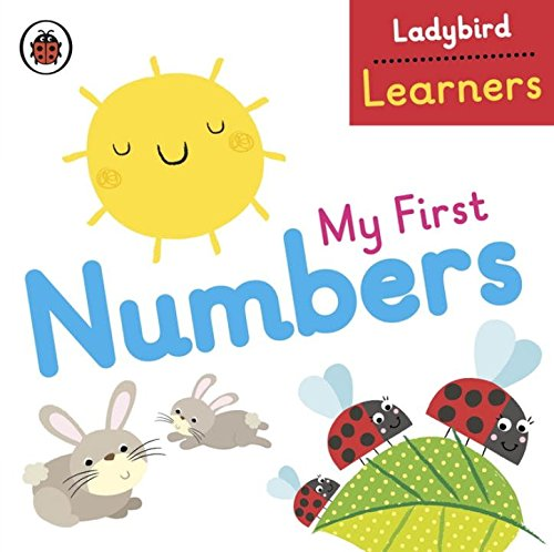 My First Numbers: Ladybird Learners