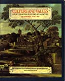 Culture and Values: A Survey of the Western Humanities (0030265932) by Lawrence S. Cunningham