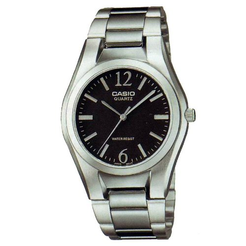 Casio General Men's Watches Metal Fashion MTP-1253D-1ADF - WW