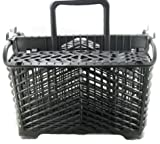 Whirlpool WHIRLPOOL P# 6-918873 / W10224675 SILVERWARE BASKET