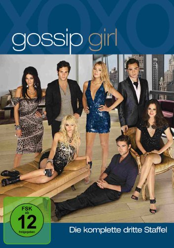 Gossip Girl - Staffel 3 [Alemania] [DVD]