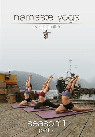 Namaste Yoga: Season 1 Part 2 (Namaste Yoga Season 2 compare prices)