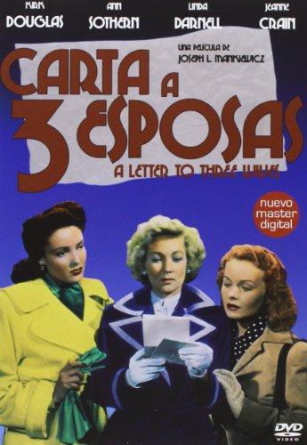 Carta a Tres Esposas DVD
