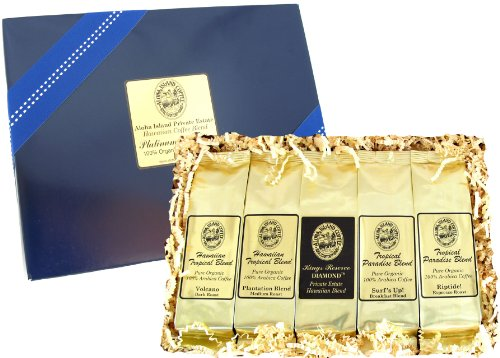 Kona Hawaiian Coffee Gifts for All Occasion,
