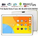 9.6 Tablet Phone With 1280*800 IPS Octa Core RAM 2GB ROM 32GB 8.0MP 3G MTK6592 Dual Sim Card Phone Call Tablets...