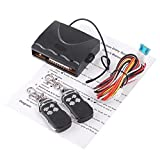 Heng Heng - Universal Car Remote Central Lock Locking Keyless Entry System with Remote Controllers - HNG-BG-000622