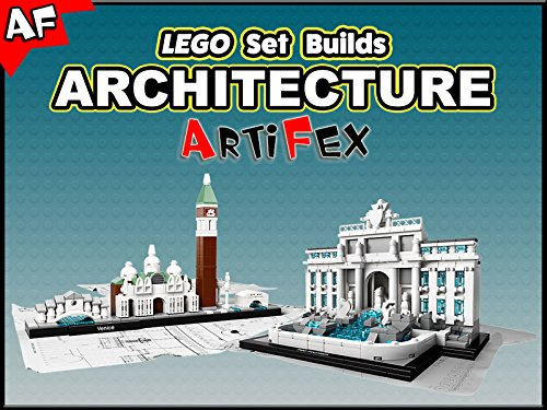 Clip: Lego Set Builds Architecture - Season 1