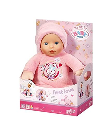 ZAPF Creation 822517Poupée Baby Born–First Love Hold My mains