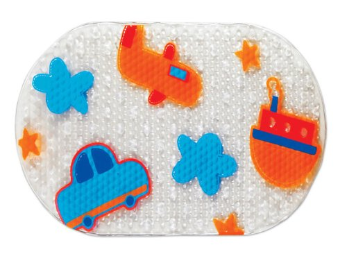 Small World Toys All About Baby Bath - Travel Time Bathmat