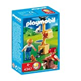 Playmobil - 4347 - Jeu de construction - Enfants et arbre � chatspar Playmobil