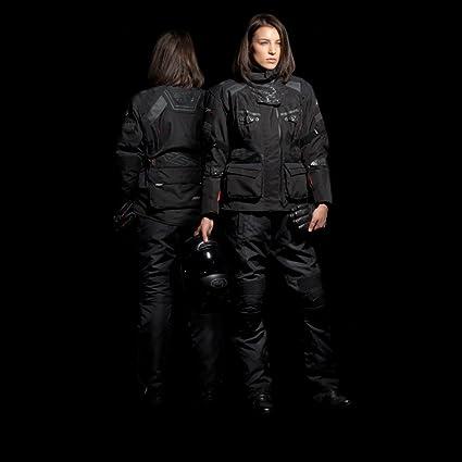 RST Pro série Paragon 4 Textile moto Jacket Black