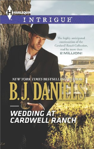 75% off the continuation of the bestselling Cardwell Ranch Collection, read by more than two million!  Wedding at Cardwell Ranch By B.J. Daniels  **Plus, Kindle Daily Deals for Wednesday, November 12**