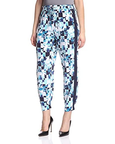 Magaschoni Women's Silk Pant