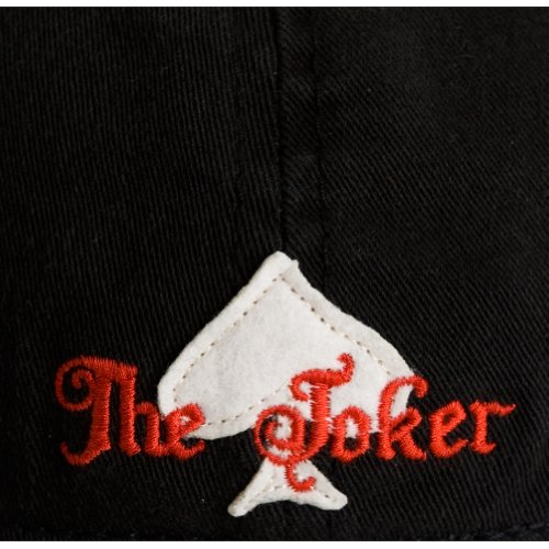 Batman - The Jokes On You Mens Baseball Cap Black