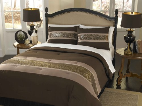 Leopard Bedding Twin front-1046417